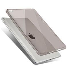 Ultra-thin Transparent TPU Soft Case for Apple iPad Air 2 Gray