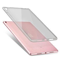 Ultra-thin Transparent TPU Soft Case for Apple iPad Pro 9.7 Gray
