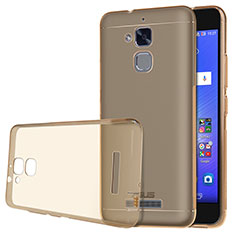 Ultra-thin Transparent TPU Soft Case for Asus Zenfone 3 Max Gold