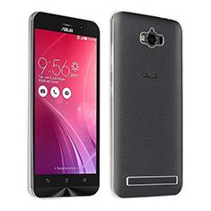 Ultra-thin Transparent TPU Soft Case for Asus Zenfone Max ZC550KL Clear