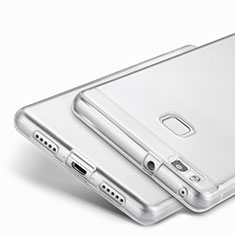 Ultra-thin Transparent TPU Soft Case for Huawei G9 Lite Clear