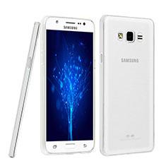 Ultra-thin Transparent TPU Soft Case for Samsung Galaxy J5 SM-J500F Clear