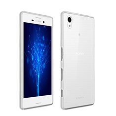 Ultra-thin Transparent TPU Soft Case for Sony Xperia Z5 Clear