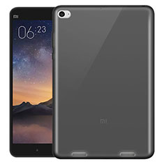 Ultra-thin Transparent TPU Soft Case for Xiaomi Mi Pad 2 Gray