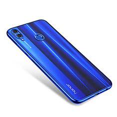 Ultra-thin Transparent TPU Soft Case H01 for Huawei Honor 8X Blue