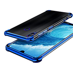 Ultra-thin Transparent TPU Soft Case H01 for Huawei Honor 8X Max Blue