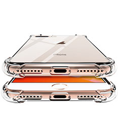 Ultra-thin Transparent TPU Soft Case H21 for Apple iPhone 7 Plus Clear