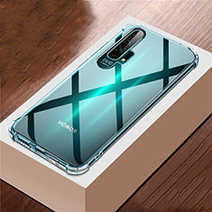 Ultra-thin Transparent TPU Soft Case K01 for Huawei Honor 20 Pro Clear