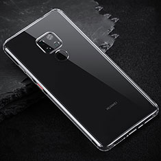 Ultra-thin Transparent TPU Soft Case K01 for Huawei Mate 20 Clear