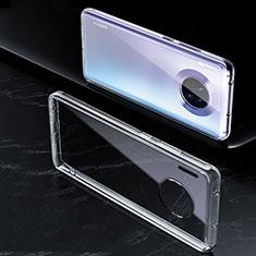 Ultra-thin Transparent TPU Soft Case K01 for Huawei Mate 30 Clear