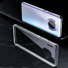 Ultra-thin Transparent TPU Soft Case K01 for Huawei Mate 30 Pro 5G Clear