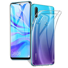 Ultra-thin Transparent TPU Soft Case K01 for Huawei Nova 4e Clear