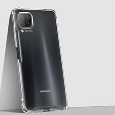 Ultra-thin Transparent TPU Soft Case K01 for Huawei Nova 6 SE Clear