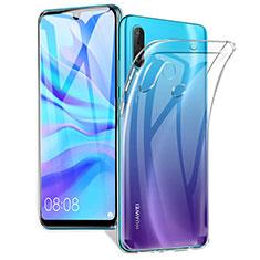 Ultra-thin Transparent TPU Soft Case K01 for Huawei P30 Lite Clear