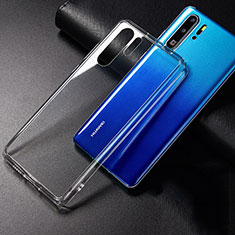 Ultra-thin Transparent TPU Soft Case K01 for Huawei P30 Pro New Edition Clear