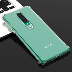 Ultra-thin Transparent TPU Soft Case K01 for OnePlus 8 Clear