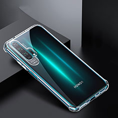 Ultra-thin Transparent TPU Soft Case K02 for Huawei Honor 20 Pro Clear