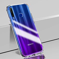 Ultra-thin Transparent TPU Soft Case K02 for Huawei Honor 20i Clear