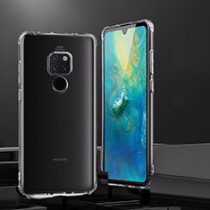 Ultra-thin Transparent TPU Soft Case K02 for Huawei Mate 20 Clear