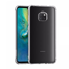 Ultra-thin Transparent TPU Soft Case K02 for Huawei Mate 20 Pro Clear