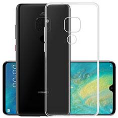Ultra-thin Transparent TPU Soft Case K02 for Huawei Mate 20 X 5G Clear