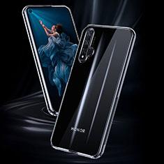 Ultra-thin Transparent TPU Soft Case K02 for Huawei Nova 5T Clear