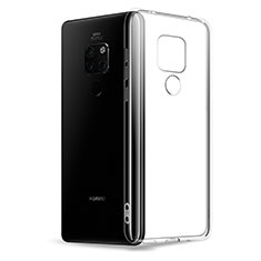 Ultra-thin Transparent TPU Soft Case K03 for Huawei Mate 20 Clear