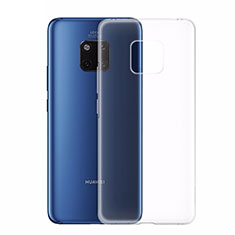 Ultra-thin Transparent TPU Soft Case K03 for Huawei Mate 20 Pro Clear