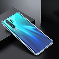 Ultra-thin Transparent TPU Soft Case K03 for Huawei P30 Pro Clear