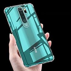 Ultra-thin Transparent TPU Soft Case K03 for Xiaomi Redmi Note 8 Pro Clear