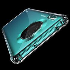 Ultra-thin Transparent TPU Soft Case K04 for Huawei Mate 30 Clear