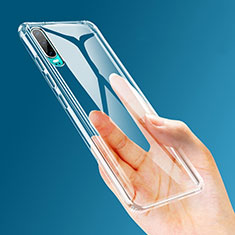Ultra-thin Transparent TPU Soft Case K04 for Huawei P30 Clear