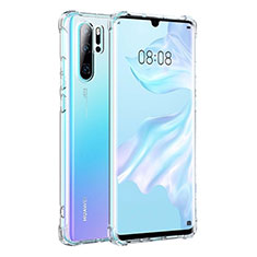 Ultra-thin Transparent TPU Soft Case K04 for Huawei P30 Pro Clear