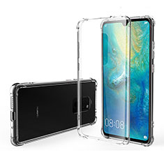 Ultra-thin Transparent TPU Soft Case K05 for Huawei Mate 20 Clear