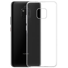 Ultra-thin Transparent TPU Soft Case K05 for Huawei Mate 20 Pro Clear