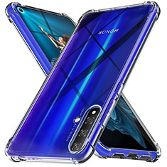 Ultra-thin Transparent TPU Soft Case K05 for Huawei Nova 5T Clear