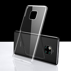 Ultra-thin Transparent TPU Soft Case K06 for Huawei Mate 20 Pro Clear