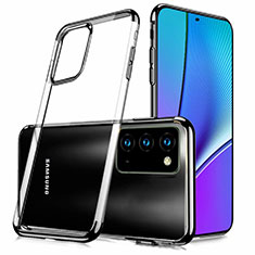 Ultra-thin Transparent TPU Soft Case N02 for Samsung Galaxy Note 20 5G Black