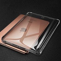 Ultra-thin Transparent TPU Soft Case S01 for Apple iPad Pro 11 (2018) Gray