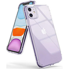 Ultra-thin Transparent TPU Soft Case S01 for Apple iPhone 11 Clear