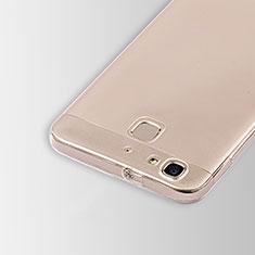 Ultra-thin Transparent TPU Soft Case T01 for Huawei G8 Mini Clear