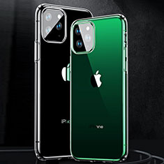 Ultra-thin Transparent TPU Soft Case T02 for Apple iPhone 11 Pro Clear