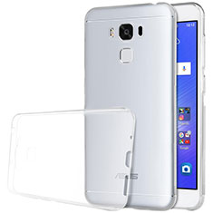 Ultra-thin Transparent TPU Soft Case T02 for Asus Zenfone 3 Max Clear