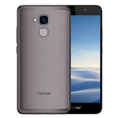 Ultra-thin Transparent TPU Soft Case T02 for Huawei GR5 Mini Gray