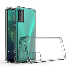 Ultra-thin Transparent TPU Soft Case T02 for Huawei Honor Play4T Pro Clear