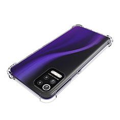 Ultra-thin Transparent TPU Soft Case T02 for LG Q52 Clear