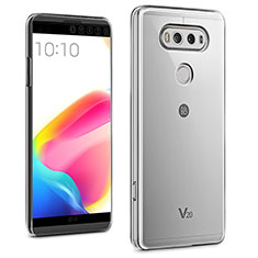 Ultra-thin Transparent TPU Soft Case T02 for LG V20 Clear