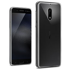 Ultra-thin Transparent TPU Soft Case T02 for Nokia 6 Clear