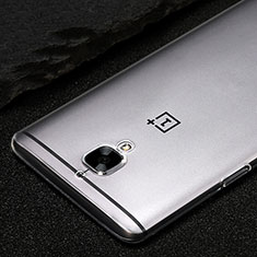 Ultra-thin Transparent TPU Soft Case T02 for OnePlus 3T Clear