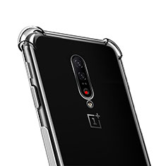 Ultra-thin Transparent TPU Soft Case T02 for OnePlus 7 Pro Clear